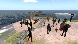 Friends gather to remember Kree